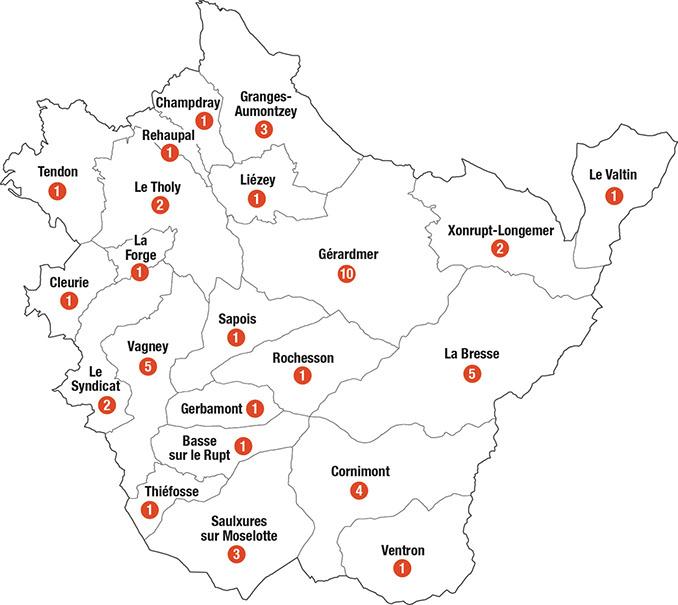 Communauté de communes - Mairie de Ventron
